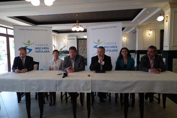 Partidul Mişcarea Populară este pregătit de lansare și la Satu Mare