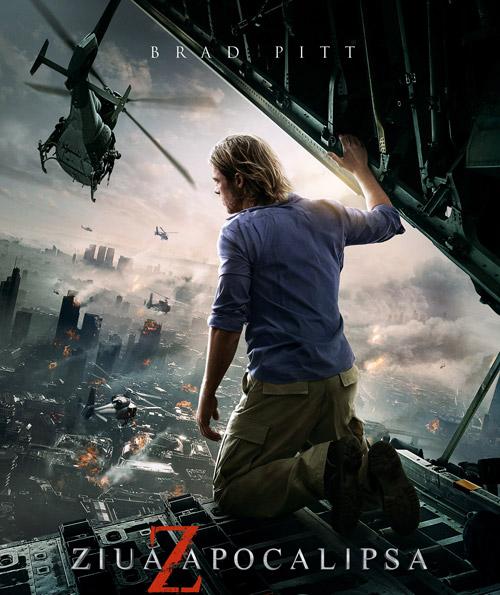 World War Z – lider în box office-ul românesc