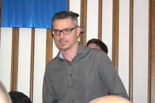 City-managerul Dan Băbuţ luat la întrebări de către consilieri