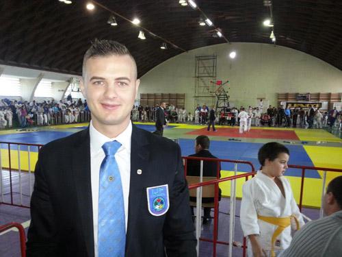 Sătmăreanul Vasile Fuşle va participa la Campionatele Mondiale de Judo