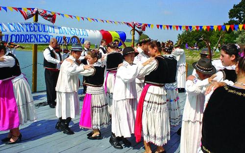 Festivalul de la Oţeloaia, la cea de-a 57-a ediţie