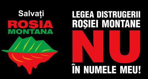 Parlamentarii sătmăreni sunt împotriva exploatării cu cianuri la Roşia Montană