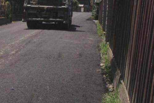 SE POATE: Strada Bisericii din Târşolţ a fost reparată
