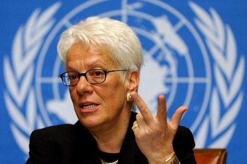 Carla del Ponte: În Siria, arma chimică a fost folosită de rebeli