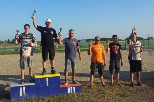 Mani Gyenes pe locul II la concursurile din Ungaria