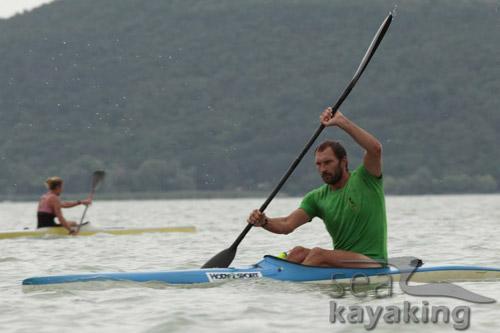 """Rezultate foarte bune pentru sportivii de la """"Nomad Kayak"""" la un turneu din Ungaria"""