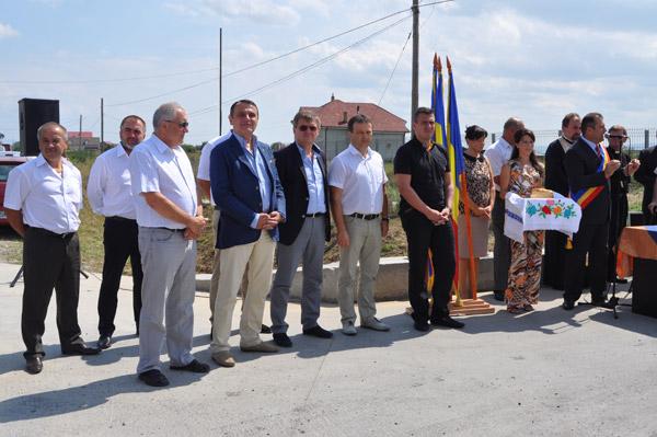 Lucrările de reabilitare a tronsonului de drum Satu Mare-Apa au ajuns în Odoreu