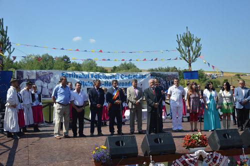 Festivalul Folcloric Oţeloaia, la a 57-a ediţie