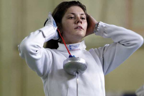 Amalia Tătăran a câştigat titlul de campioană naţională