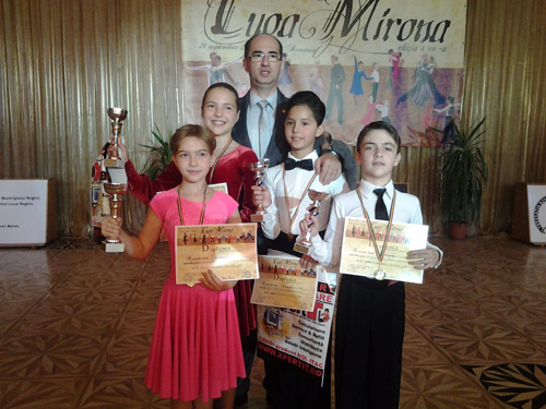 """Cinci medalii pentru sportivii de la Royal, la """"Cupa Mirona"""" de la Reghin"""