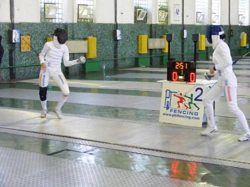 Satu Mare găzduieşte Campionatele Naţionale de juniori la floretă