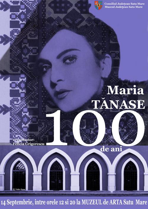 Expoziţe dedicată Mariei Tănase la Muzeul de Artă