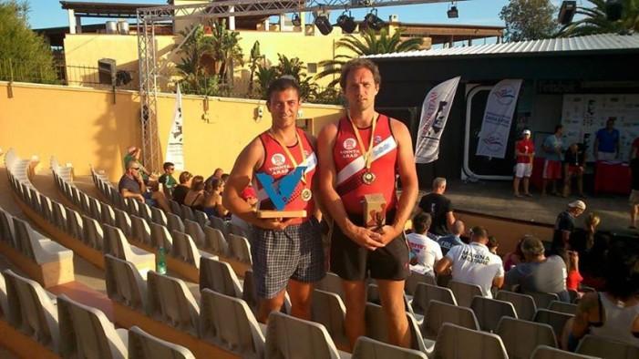 Sătmăreanul Rajmond Molnar, medalie de aur în Sardinia