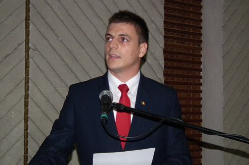 Întâlnire regională a Tineretului Social Democrat la Valea Măriei