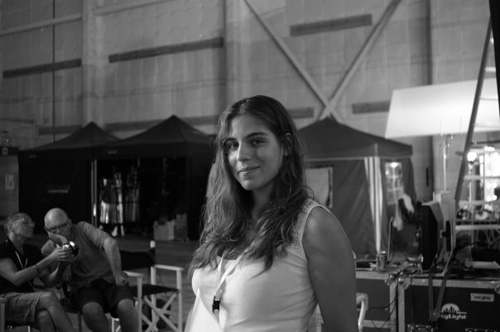 Veronica Fernandez va realiza un film la Satu Mare