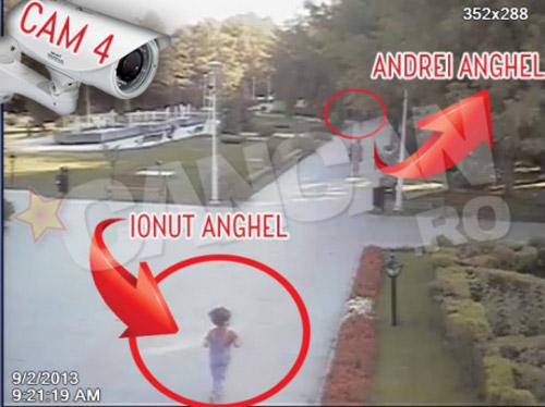 ULTIMELE clipe din viaţa lui Ionuţ, filmate de camerele de supraveghere