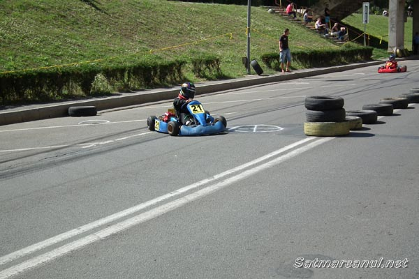 "Vezi clasamentul final al ""Cupei Satu Mare"" la karting"