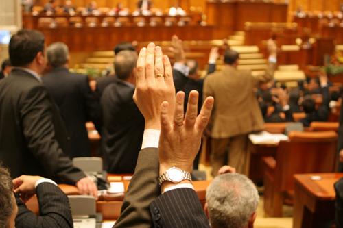 Parlamentarii s-au scos din Codul Penal
