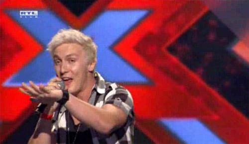 Sătmăreanul Suranyi Botond, la X Factor în Ungaria