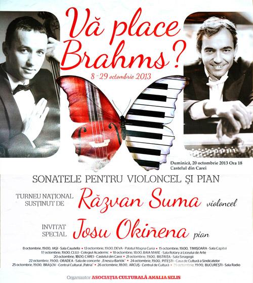 Vă place Brahms?