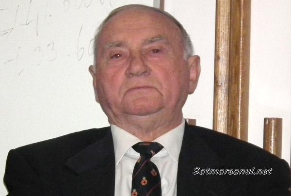 """Helmut M. Berner este """"cetăţean de onoare"""" al municipiului Satu Mare"""