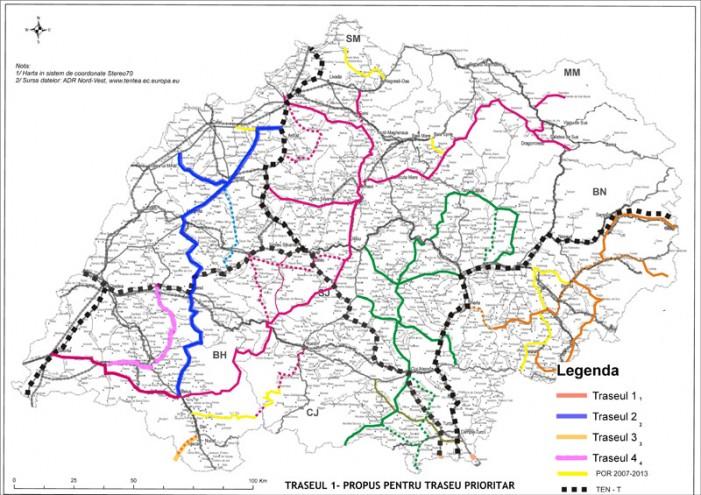 Vezi ce drumuri vor fi modernizate în județ din bani europeni