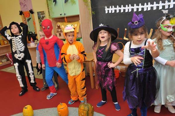 "Halloween la grădiniţa ""Dumbrava Minunată"" (foto)"