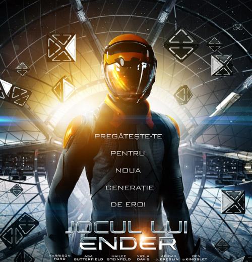 Film: Jocul lui Ender (trailer)