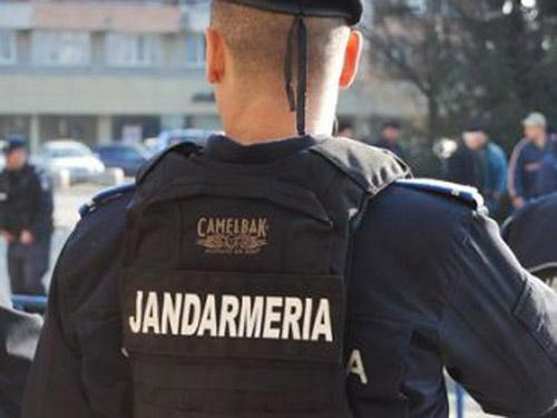 Jandarmii vor fi la datorie la manifestările organizate în acest week-end