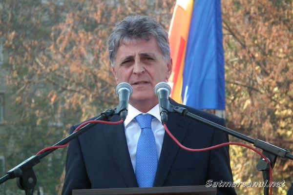 """Ministrul Apărării Naționale, Mircea Dușa, va marca """"Ziua Armatei"""" în județul Satu Mare"""