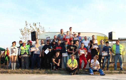 """Rezultatele etapei a IV-a a Campionatului de """"Rally Sprint"""" Satu Mare"""