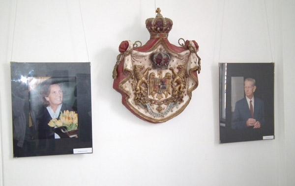 Expoziţie dedicată Regelui Mihai la Muzeul de Artă din Satu Mare