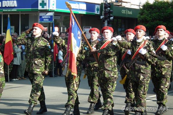 """Ceremonii, duminica, de """"Ziua Armatei"""", în judetul Satu Mare"""