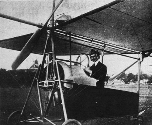 6 noiembrie 1882 – S-a nascut Aurel Vlaicu