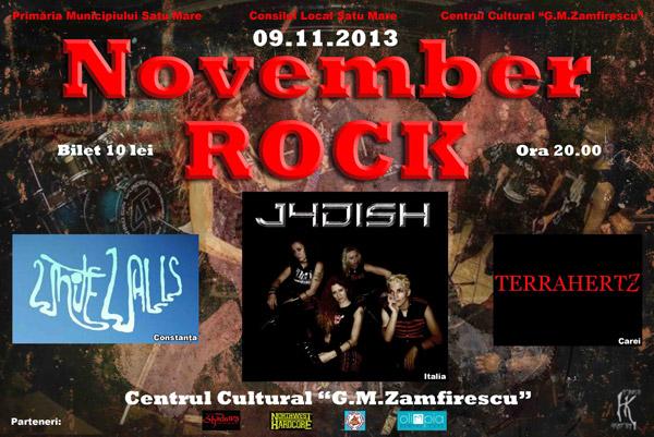 """Concert rock şi expoziţie organizate de către Centrul Cultural """"G.M.Zamfirescu"""""""