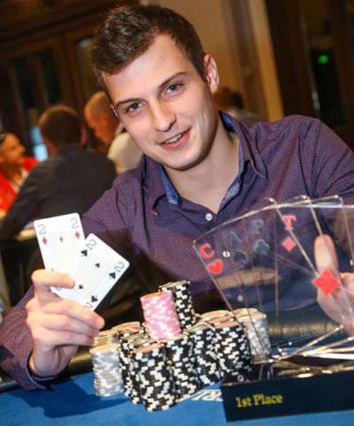 Vlad Darie a câştigat PokerStars Bigger $22