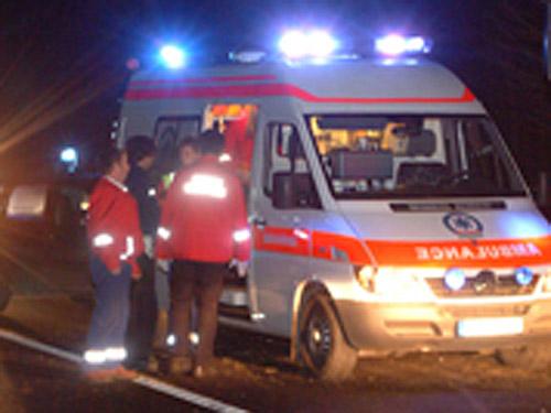 Accidente de circulaţie cu opt victime în judeţul Satu Mare