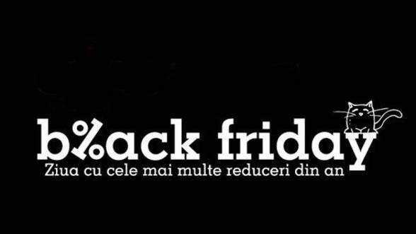 Vezi care sunt magazinele participante la Black Friday 2013