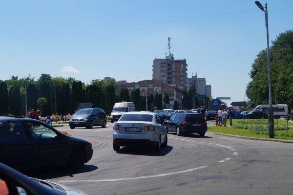 Modificări la circulaţia rutieră, în municipiul Carei