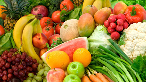 Musta ne spune cât de bine este sa consumam fructe și legume. Parca noi nu am ști asta