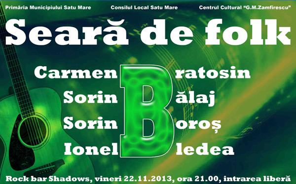 """Vezi ce evenimente organizează Primăria Satu Mare şi Centrul Cultural """"G. M. Zamfirescu"""" în următoarea perioadă"""