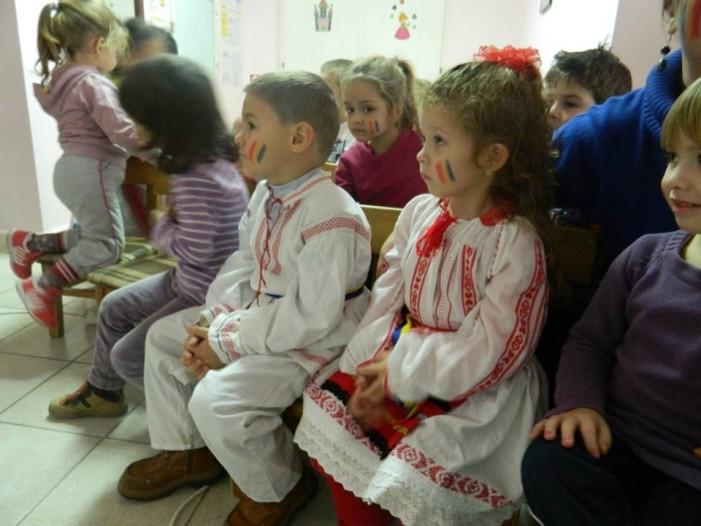 Ziua națională la Gradinița cu Program prelungit nr. 9