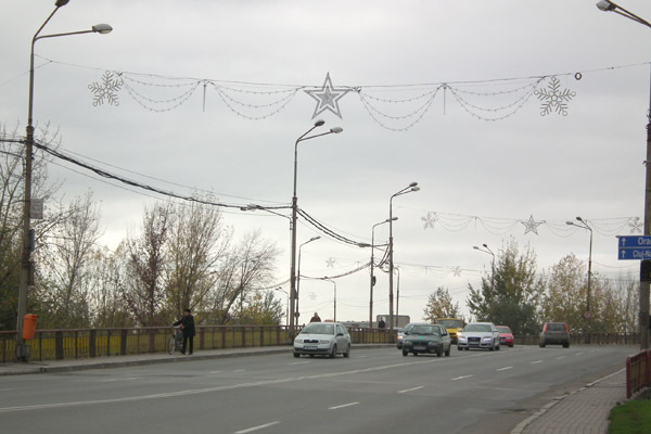 Pregătiri pentru sărbătorile de iarnă în municipiu