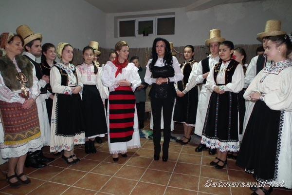 Mișcarea Populara Satu Mare a organizat şezătoarea de Sânt' Andrei