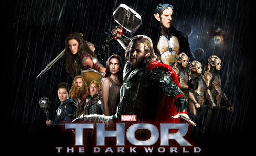 Filme noi: Thor:The Dark World (video)