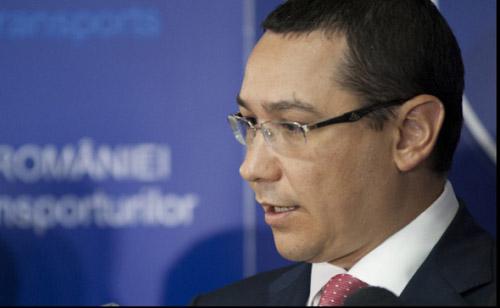 Ponta: Antonescu nu ştie cum funcţionează un guvern