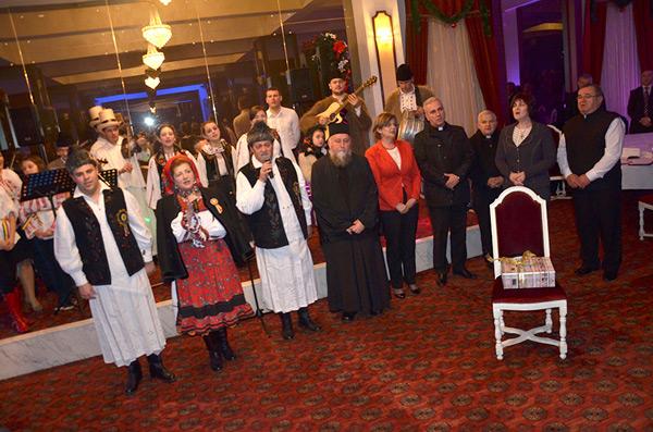 Concert caritabil de colinde la Negreşti-Oaş
