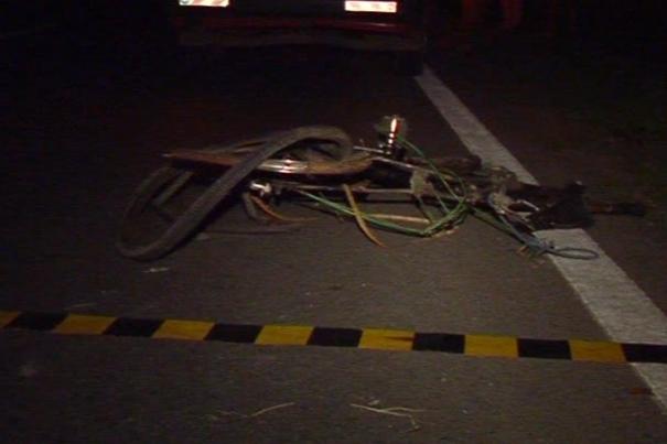 Vasile Paul, tânărul care a ucis biciclistul din Halmeu, s-a predat poliţiştilor