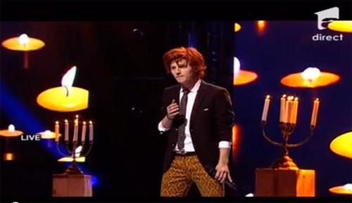 Bogdan Bratiș ajunge în finala X Factor (video)