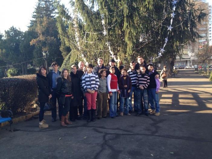 Acțiune caritabilă a TSD Satu Mare